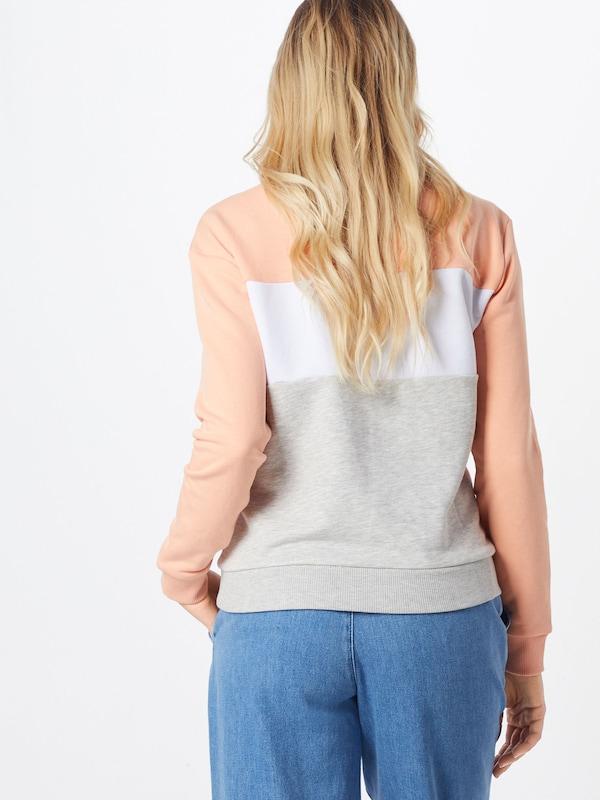 Fila Sweat Gris Crew 'lean En Blanc ClairCorail shirt ' vYb6gf7yI
