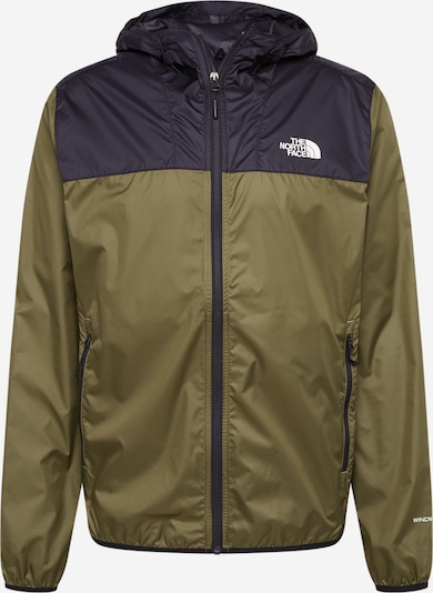 THE NORTH FACE Jacke 'Cyclone 2' in oliv / schwarz, Produktansicht