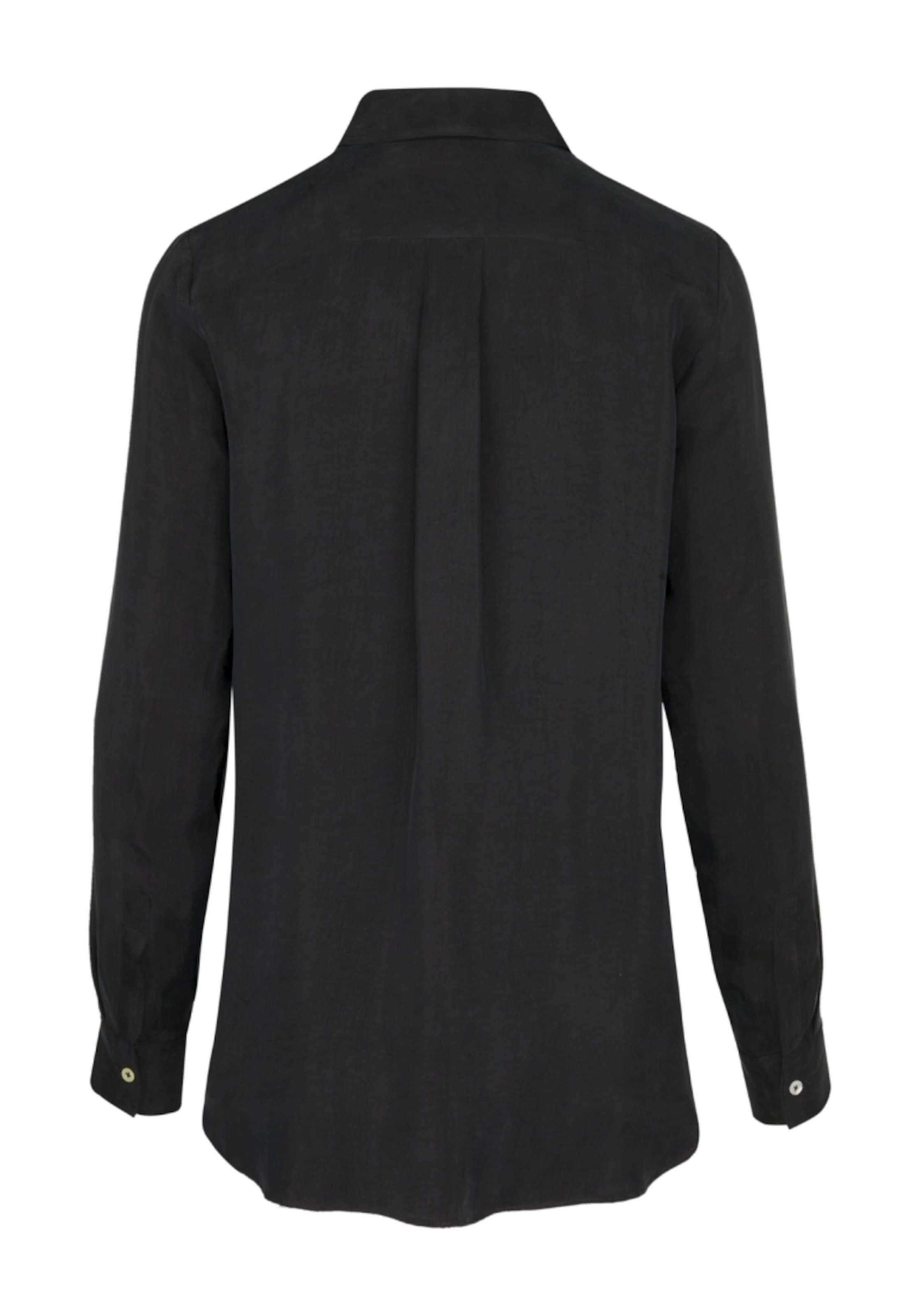 Billig Verkauf Rabatt SEIDENSTICKER Fashion-Bluse 'Schwarze Rose' Unisex Günstige Top-Qualität rVA0Dya