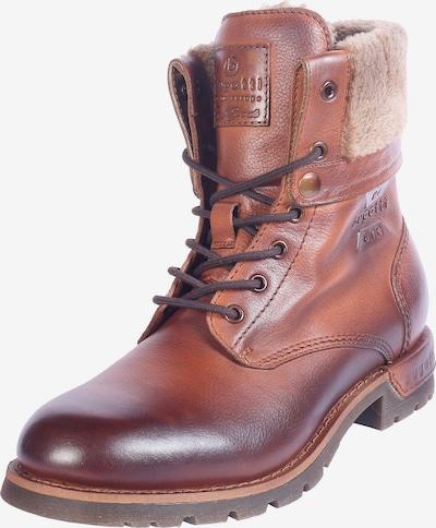 bugatti Šněrovací boty - rezavě hnědá, Produkt