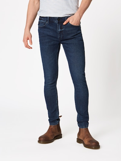 Only & Sons Jeans 'Warp Blue Black' in blue denim, Modelansicht