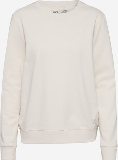 Lee Sweatshirt in de kleur Beige, Productweergave