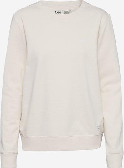Lee Sweatshirt in beige, Produktansicht