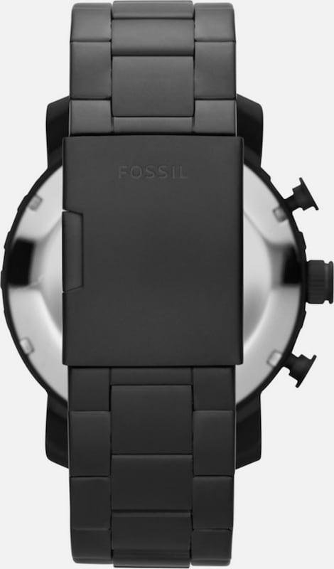 "FOSSIL Chronograph, ""NATE, JR1401"""