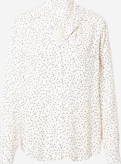 Camicia da donna SEIDENSTICKER di colore sabbia / blu scuro, Visualizzazione prodotti