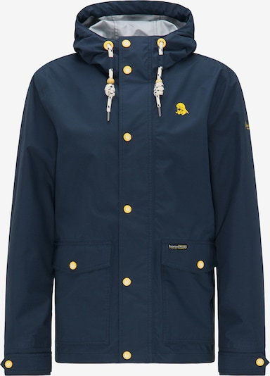Schmuddelwedda Functionele jas in de kleur Violetblauw, Productweergave