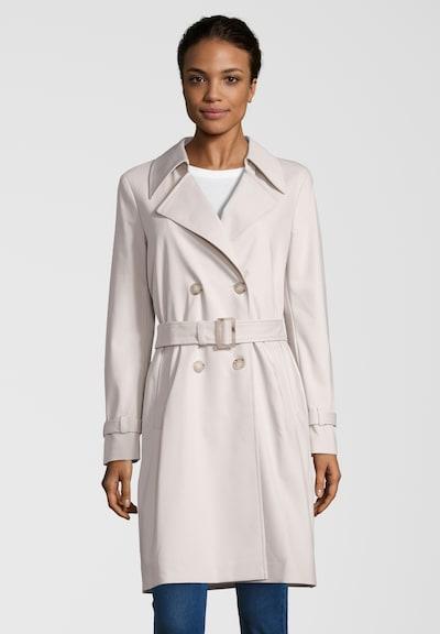 CINQUE Mantel 'CIAMIRA' in beige / weiß, Modelansicht