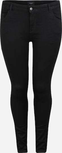 Džinsai 'VMSEVEN NW S SHAPE UP JEANS VI506 CURVE' iš Vero Moda Curve , spalva - juoda, Prekių apžvalga