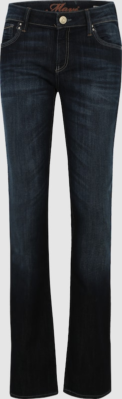 Mavi 'Bella' Mid-Rise Denim