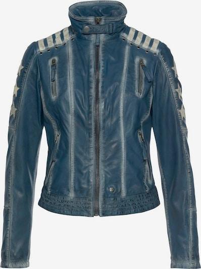 KangaROOS Bikerjacke in blau, Produktansicht