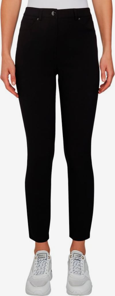 TOMMY HILFIGER Jeans in black denim, Modelansicht