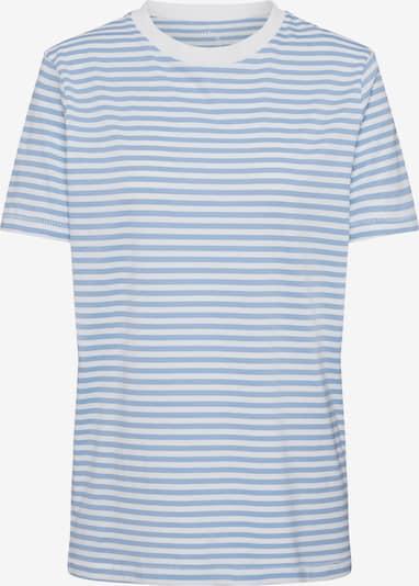 SELECTED FEMME T-Shirt 'My Perfect Tee' in hellblau / weiß, Produktansicht