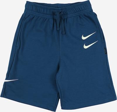 Nike Sportswear Sportovní kalhoty 'SWOOSH' - modrá, Produkt