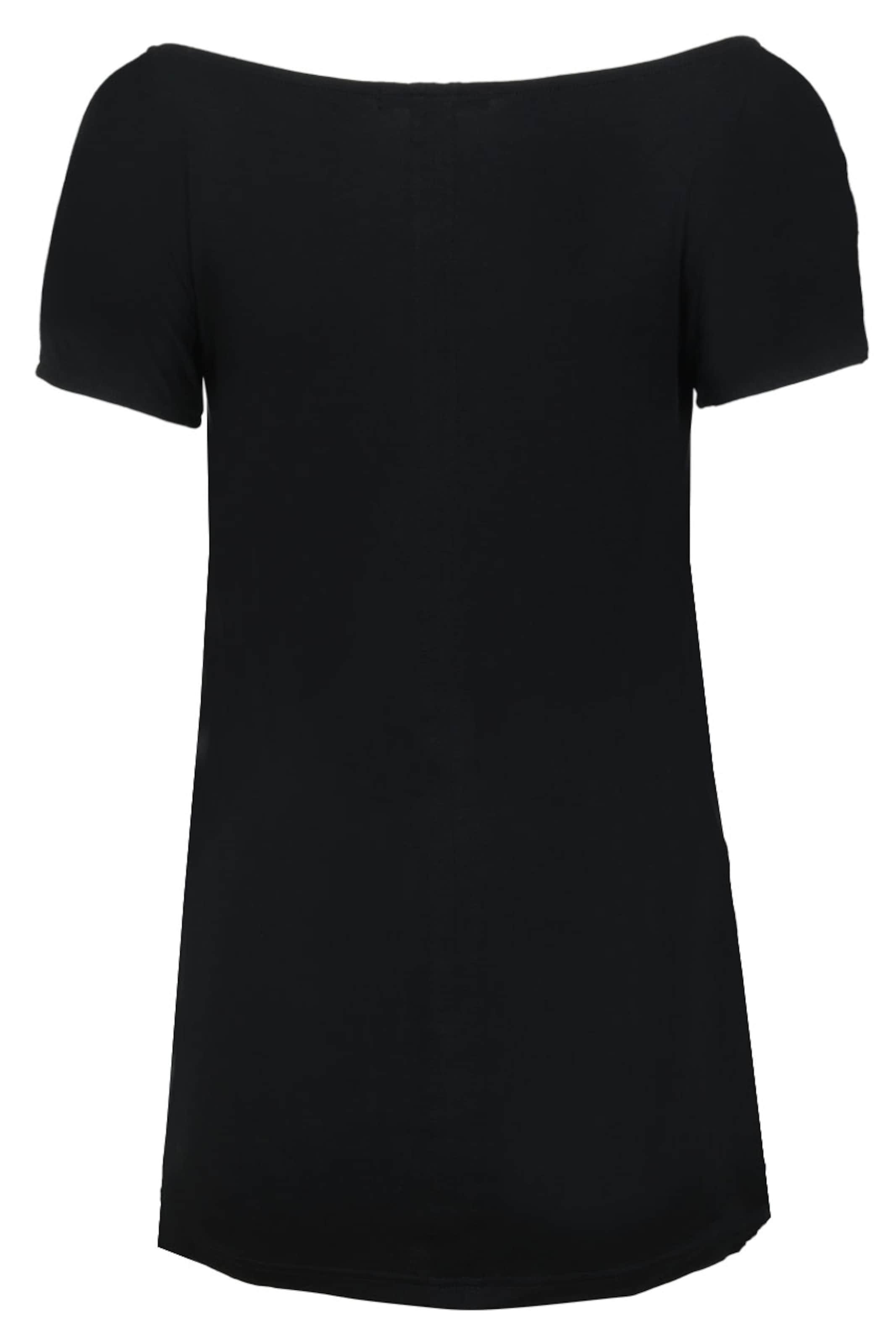 Trueprodigy Schwarz Longshirt In Longshirt 'naira' In Trueprodigy 'naira' KlFcT1J