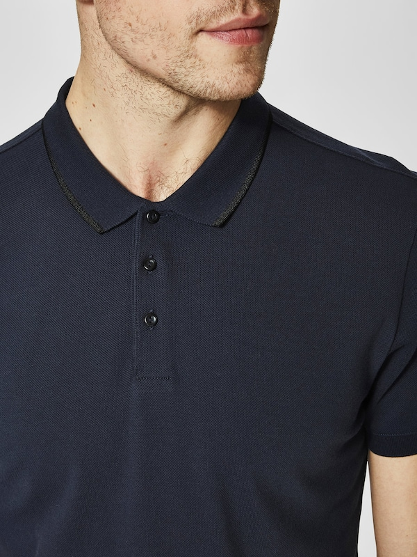 SELECTED HOMME Klassisches Poloshirt