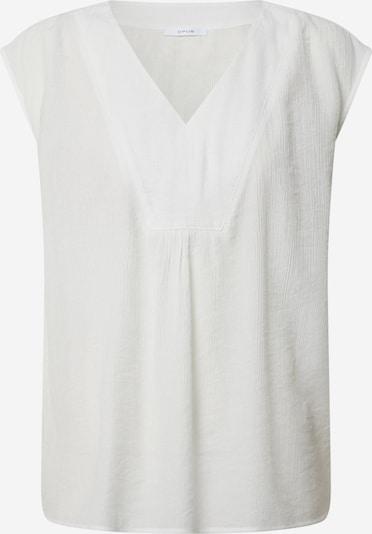 OPUS Blouse 'Farani crepe ROS' in de kleur Crème, Productweergave