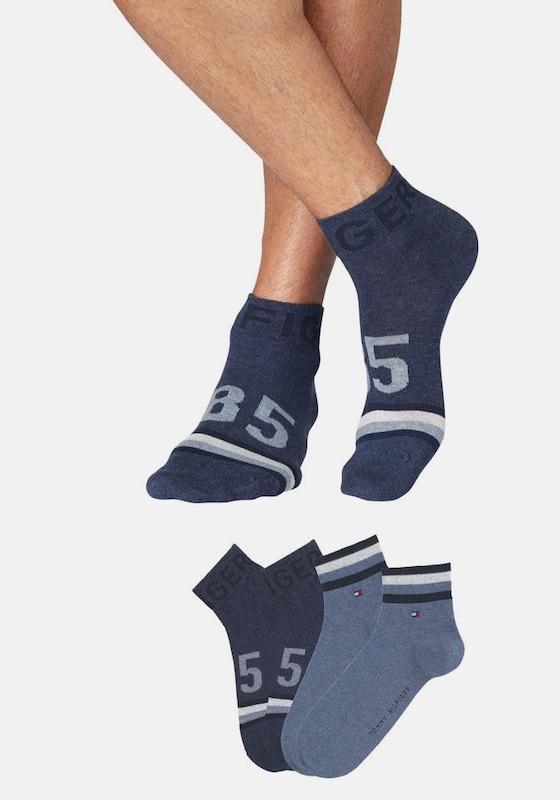 TOMMY HILFIGER Kurze Socken (4 Paar)
