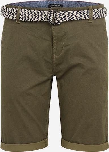 Pantaloni eleganți SHINE ORIGINAL pe kaki, Vizualizare produs