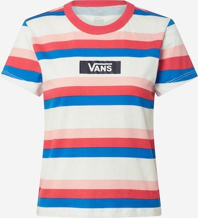 VANS T-Shirt in pink / weiß, Produktansicht