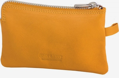 GREENBURRY Schlüsseletui in goldgelb, Produktansicht