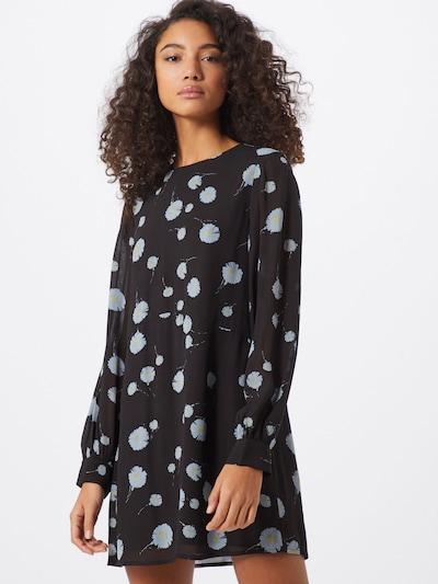 DENHAM Kleid 'NAKA' in schwarz: Frontalansicht