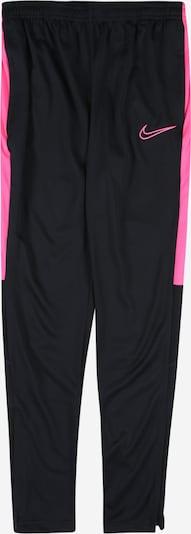 NIKE Sporthose 'Academy' in pink / schwarz, Produktansicht