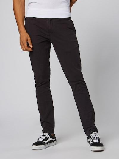 Chino stiliaus kelnės iš Only & Sons , spalva - juoda: Vaizdas iš priekio