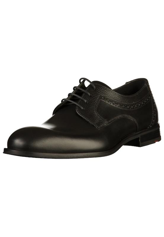 Noir En À Lacets Chaussure Lloyd IPTzUxq