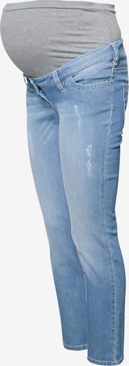 CHRISTOFF Umstandsjeans in blau, Produktansicht