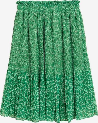 MANGO Rok in de kleur Groen, Productweergave