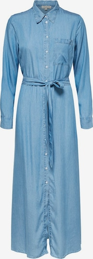SELECTED FEMME Maxikleid in blau, Produktansicht