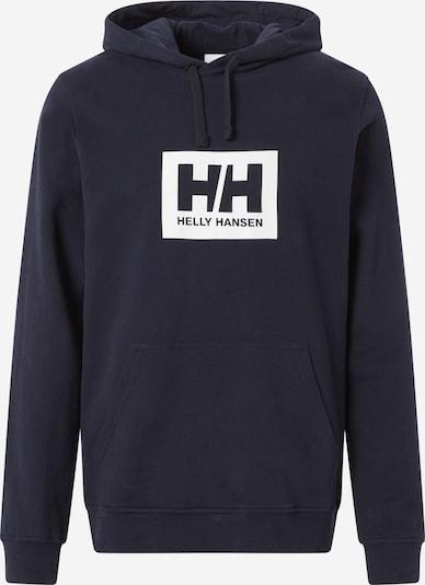 HELLY HANSEN Sportsweatshirt 'TOKYO HOODIE' in navy / weiß, Produktansicht