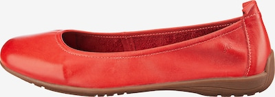 JOSEF SEIBEL Fenja 01 Klassische Ballerinas in rot, Produktansicht