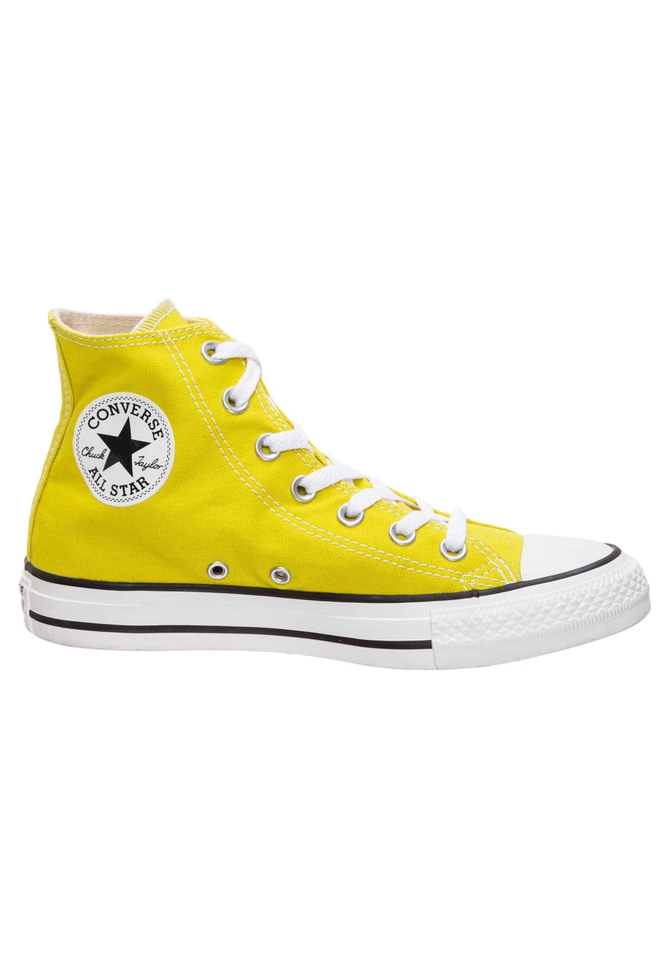 All Star' Sneaker GelbWeiß Taylor Converse 'chuck In edxBorCW