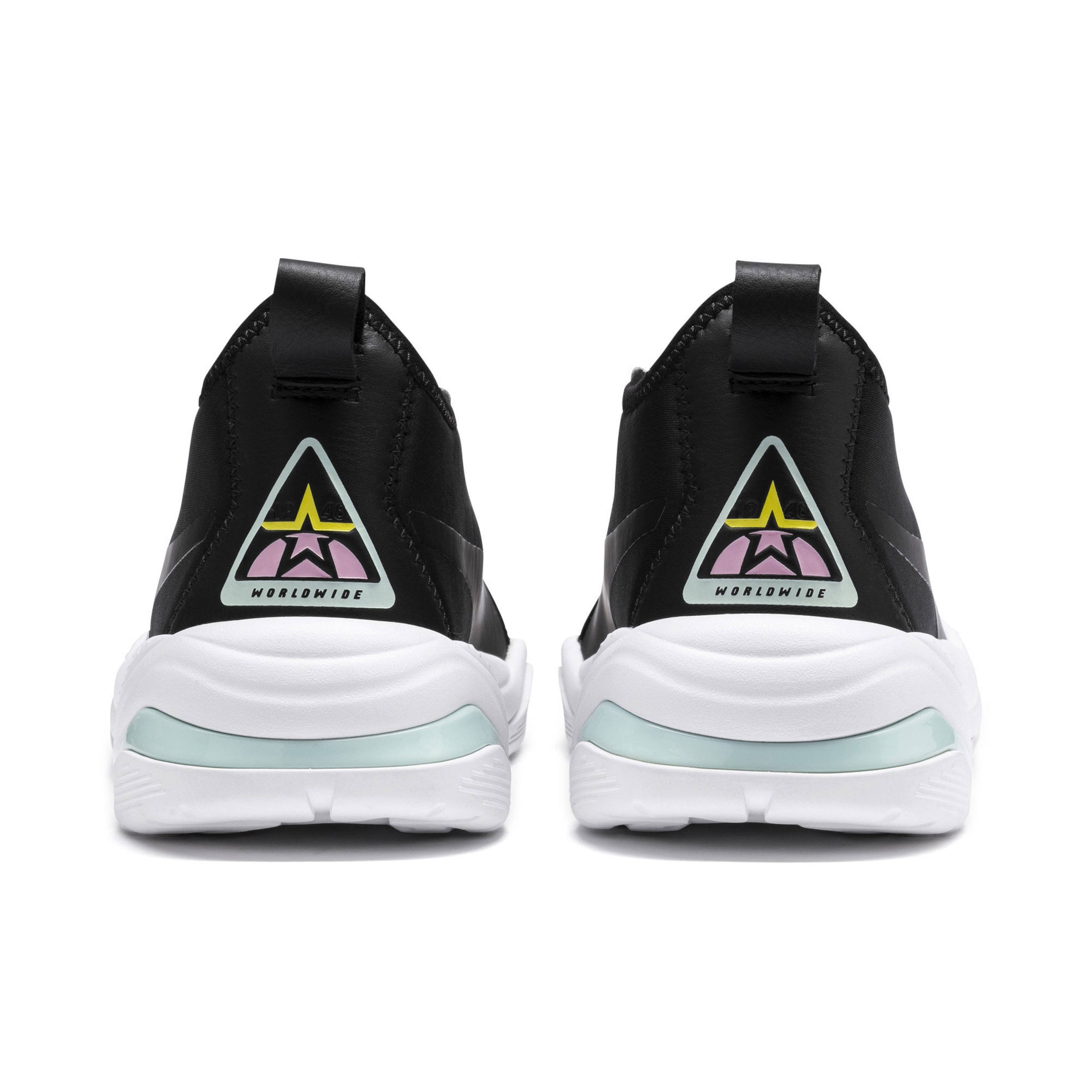 'thunder In MintRosa Sneaker Tz' Puma Schwarz 5jLA43Rq