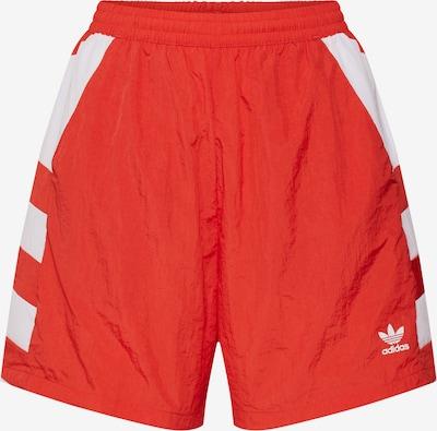 ADIDAS ORIGINALS Pantalon en rouge, Vue avec produit
