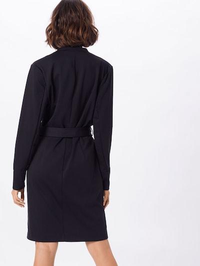 Cream Obleka 'Zia'   črna barva: Pogled od zadnje strani