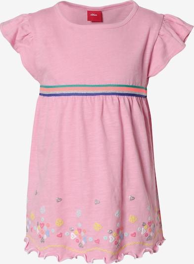 s.Oliver Junior T-Shirt in mischfarben / pink, Produktansicht