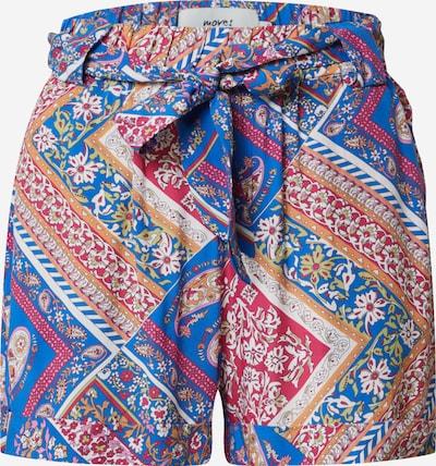 Pantaloni 'ullah' Moves pe albastru / portocaliu / roșu, Vizualizare produs