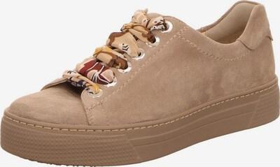 SEMLER Schnürschuhe in beige, Produktansicht