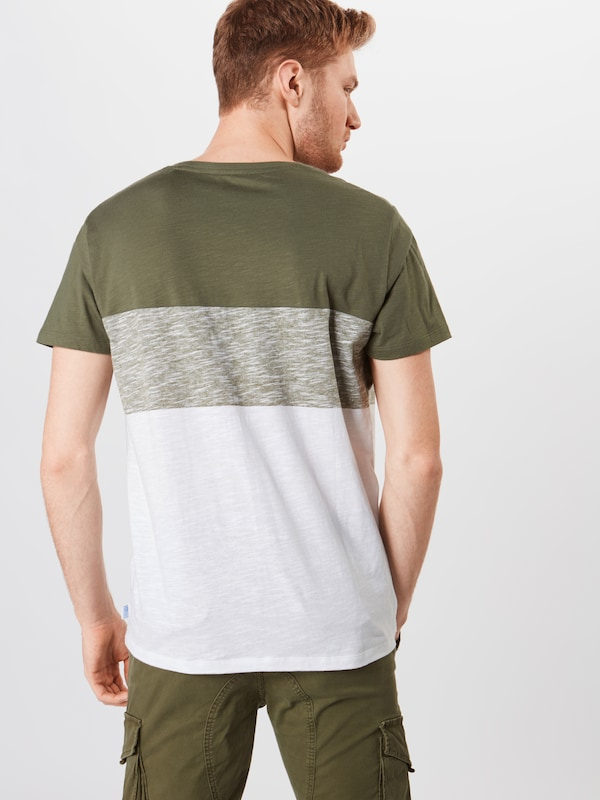 Edc By shirt Kaki Esprit En T hQtdsr