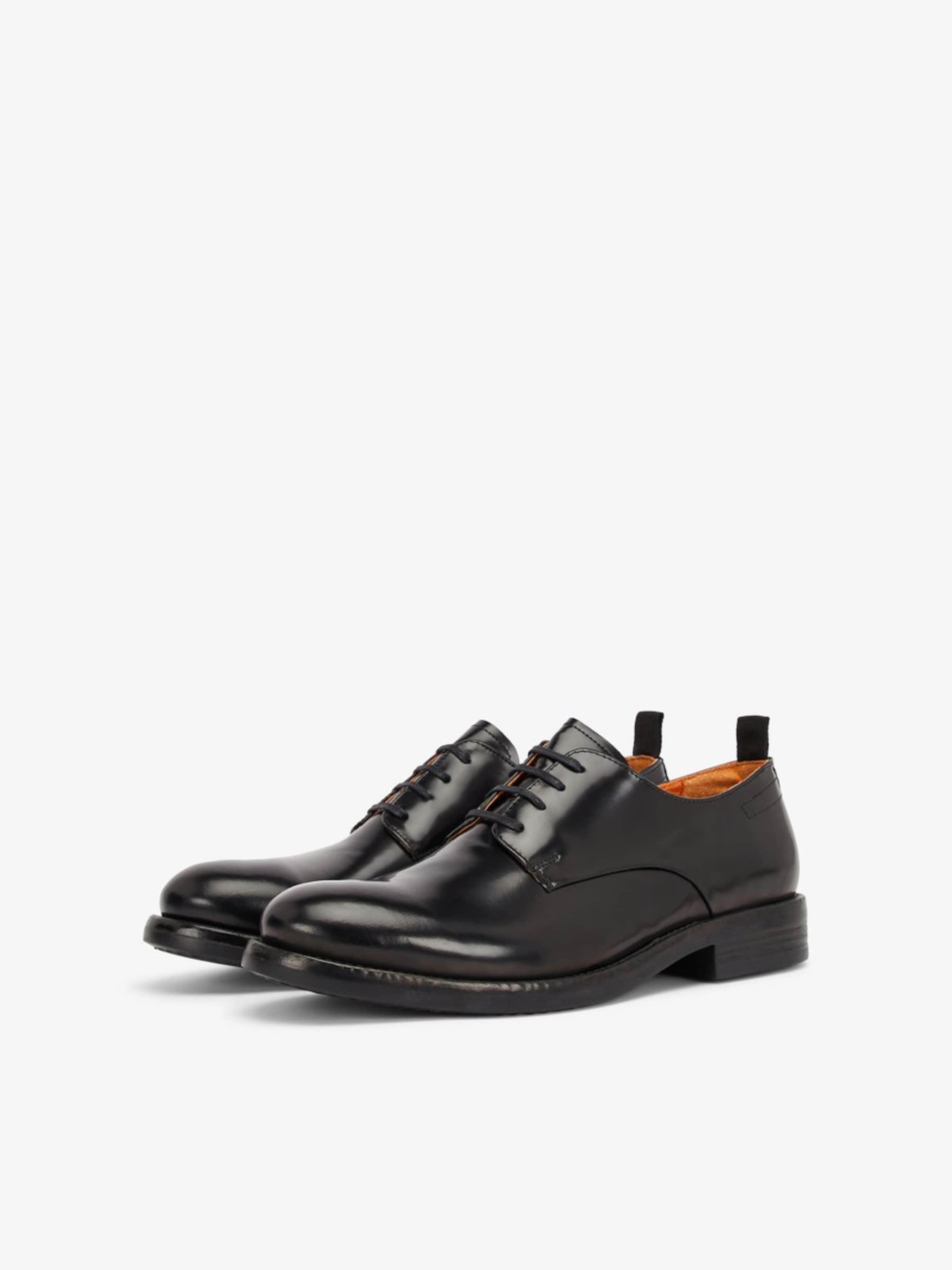 En Chaussure Bianco À Noir Lacets 'ace' jARL5q34