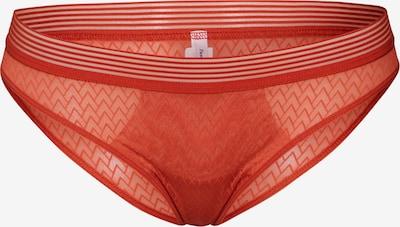 PASSIONATA Figi 'MANHATTAN' w kolorze czerwonym, Podgląd produktu