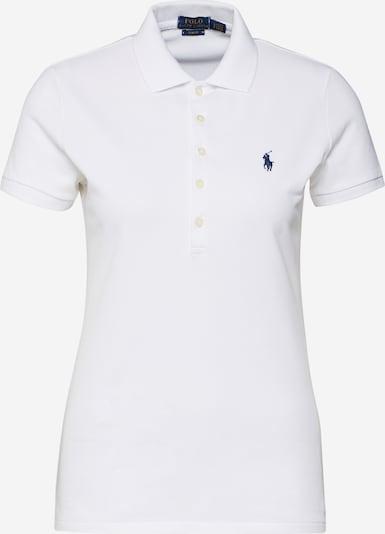 POLO RALPH LAUREN Poloshirt 'JULIE' in weiß, Produktansicht