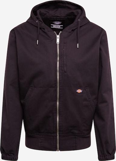 DICKIES Prehodna jakna | črna barva, Prikaz izdelka