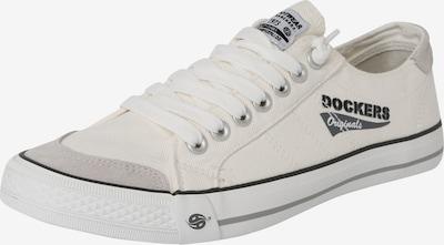 Dockers by Gerli Sneakers laag in de kleur Wit, Productweergave