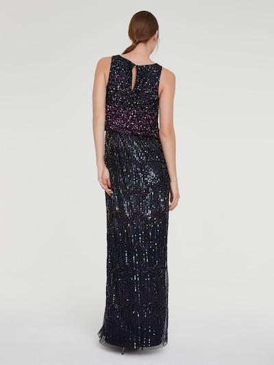 heine Suknia wieczorowa w kolorze niebieska nocm: Widok od tyłu