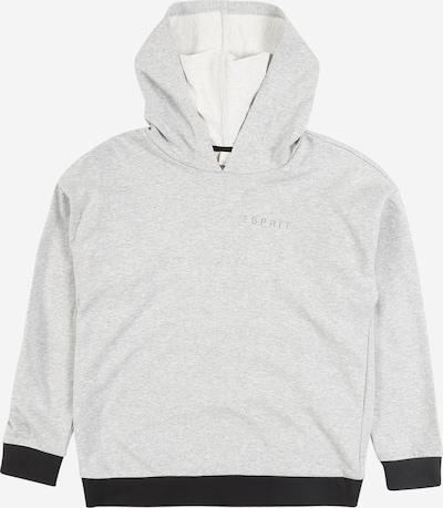 ESPRIT Sweatshirt in graumeliert, Produktansicht