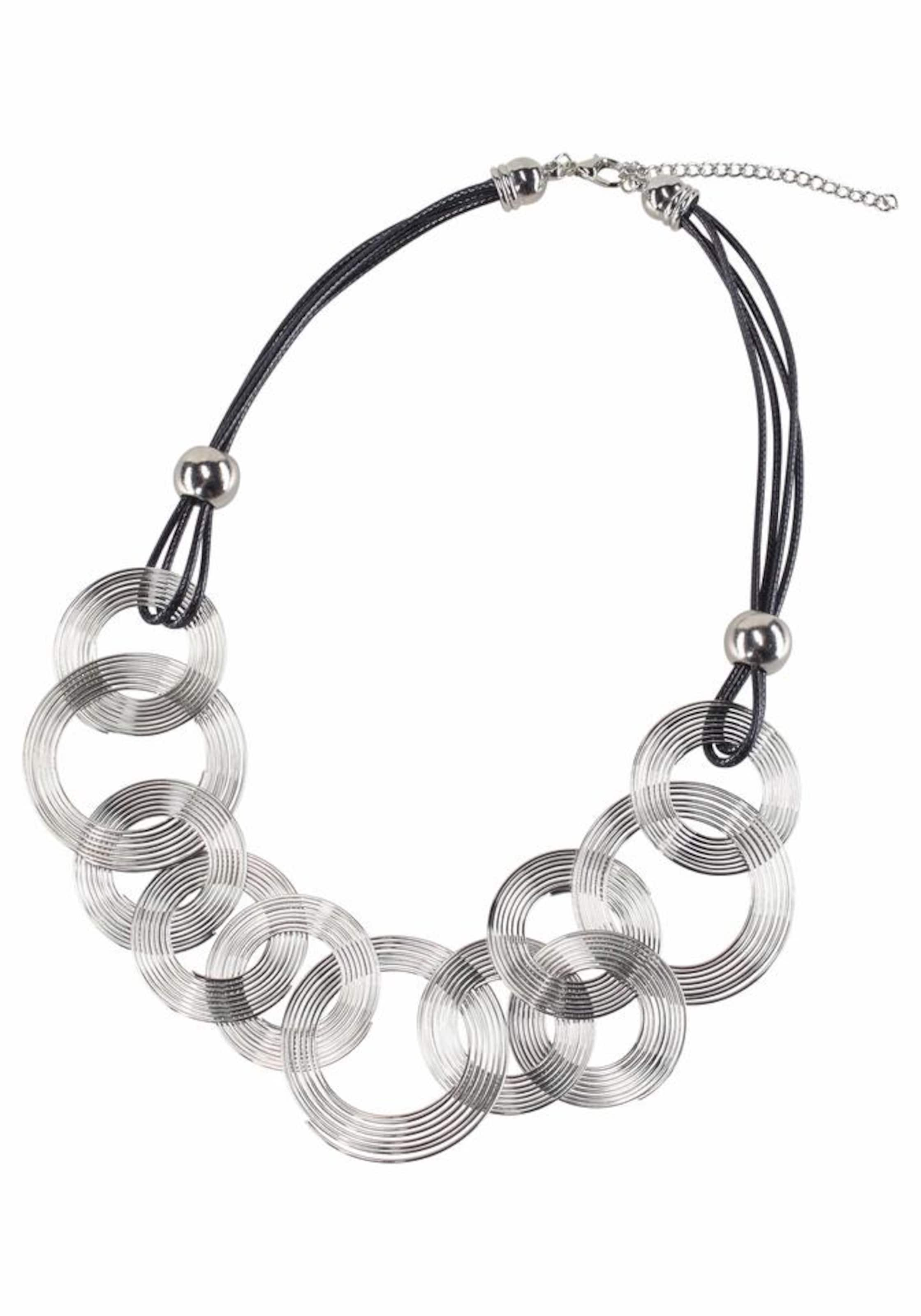 Silber JJayz JJayz In In Halsband Halsband TluFK3J1c