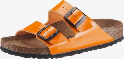 BIRKENSTOCK Pantolette 'Arizona' in orange, Produktansicht